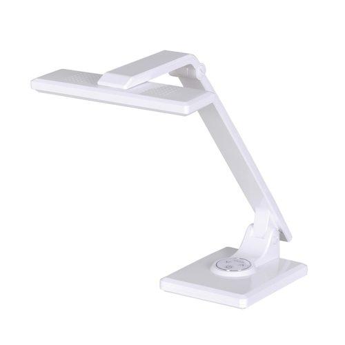 Lampka biurkowa K-BL1203 biała z serii MIRO