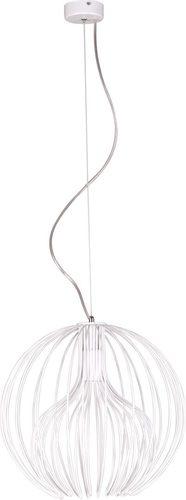 Lampa wisząca K-3405 biała z serii TORI