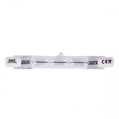 Żarnik halogenowy 100W 78MM. 230V
