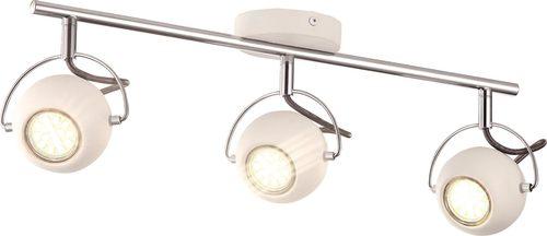 Lampa sufitowa K-8002/3 WH z serii SALVA WHITE