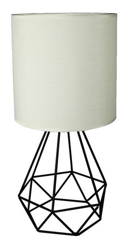 Graf Lampa Gabinetowa 1X60W E27 Biała