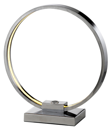 Circle Lampa Gabinetowa 9W Led Chrom