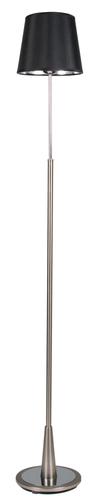 Milonga Lampa Stojąca 1X60W E27 Satyna