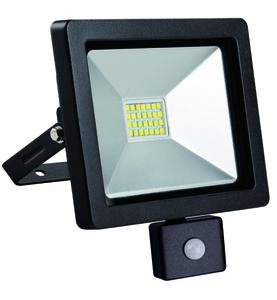 Naświetlacz LED slim 20W/230V 4000K PIR