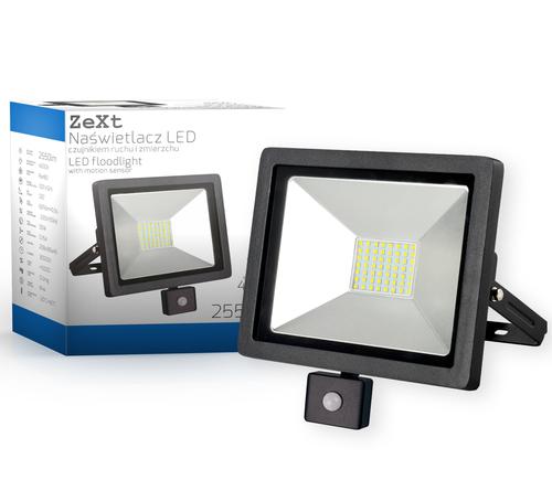 Naświetlacz LED slim 30W/230V 6400K