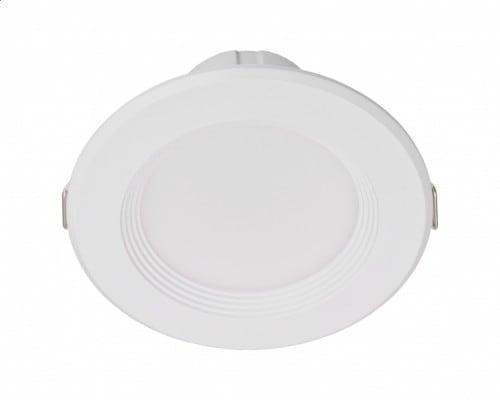 Oprawa LED okrągła biała 11W 230V IP20 4000K