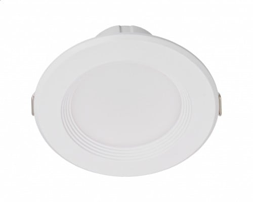 Oprawa LED okrągła biała 15W 230V IP20 3000K