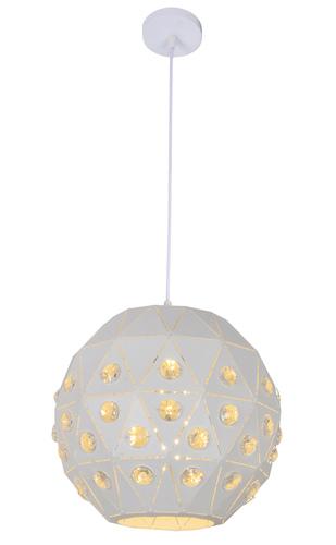 Tender Lampa Wisząca 30 1X40W E27 Biały