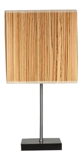 Cajman Lampa Gabinetowa 1X40W E14 20X20 Cm Kwadrat