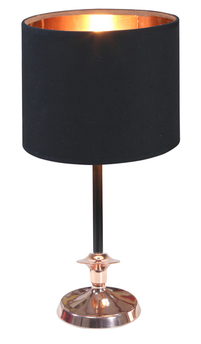 Violino Lampa Gabinetowa 1X40W E14 Czarny