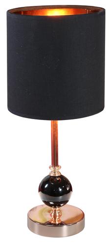 Melba Lampa Gabinetowa 1X40W E14 Czarny