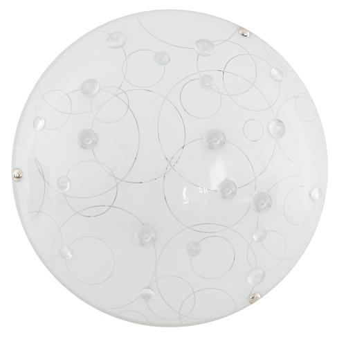 Astro Lampa Sufitowa Plafon 30 1X10W Led 3000K Transparentny