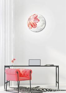 Spring Lampa Sufitowa Plafon 30 1X60W E27 Czerwony small 2