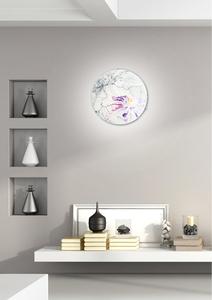 Spring Lampa Sufitowa Plafon 40 2X60W E27 Fioletowy small 2