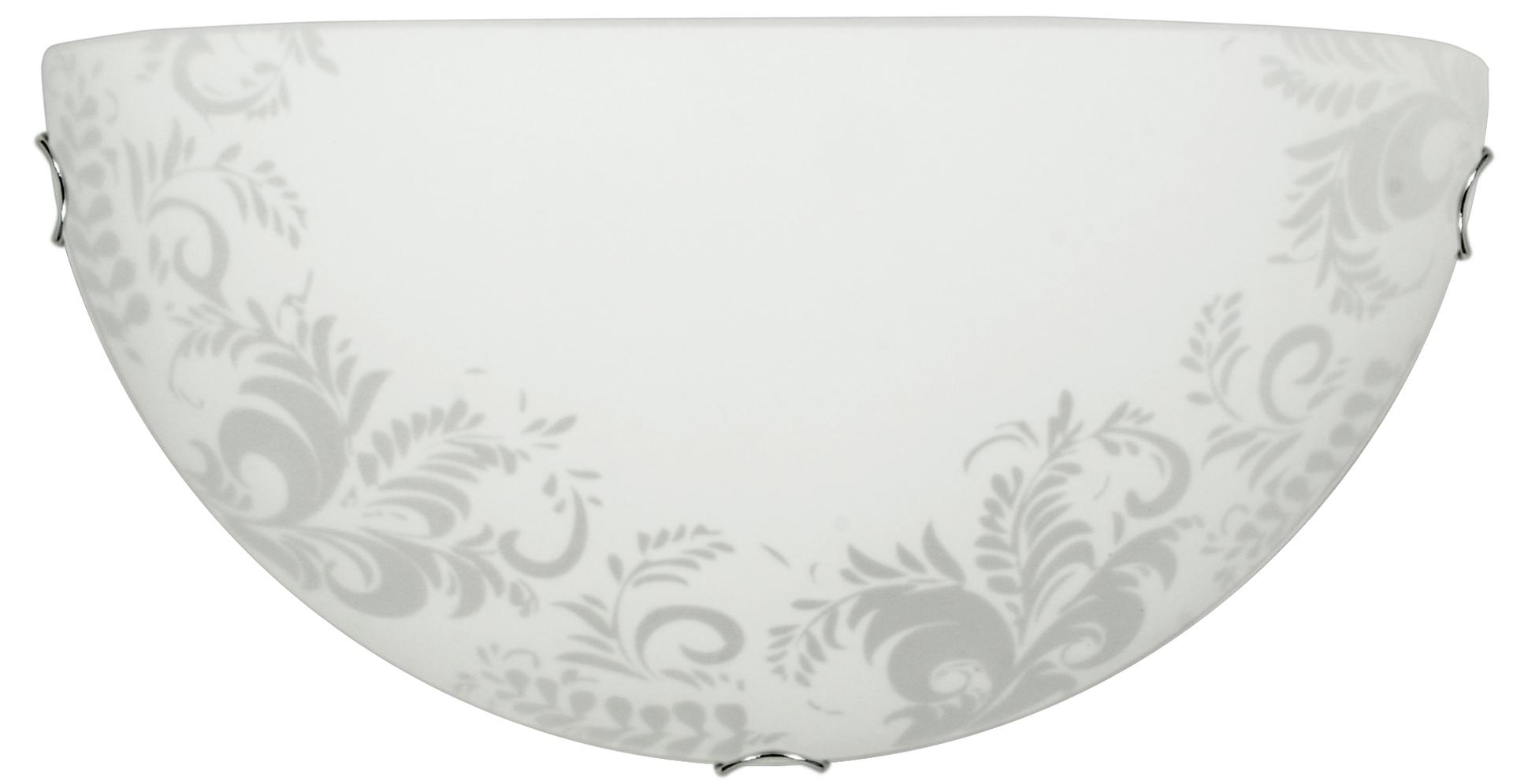 Mea Lampa Sufitowa Plafon 1/2 1X60 E27