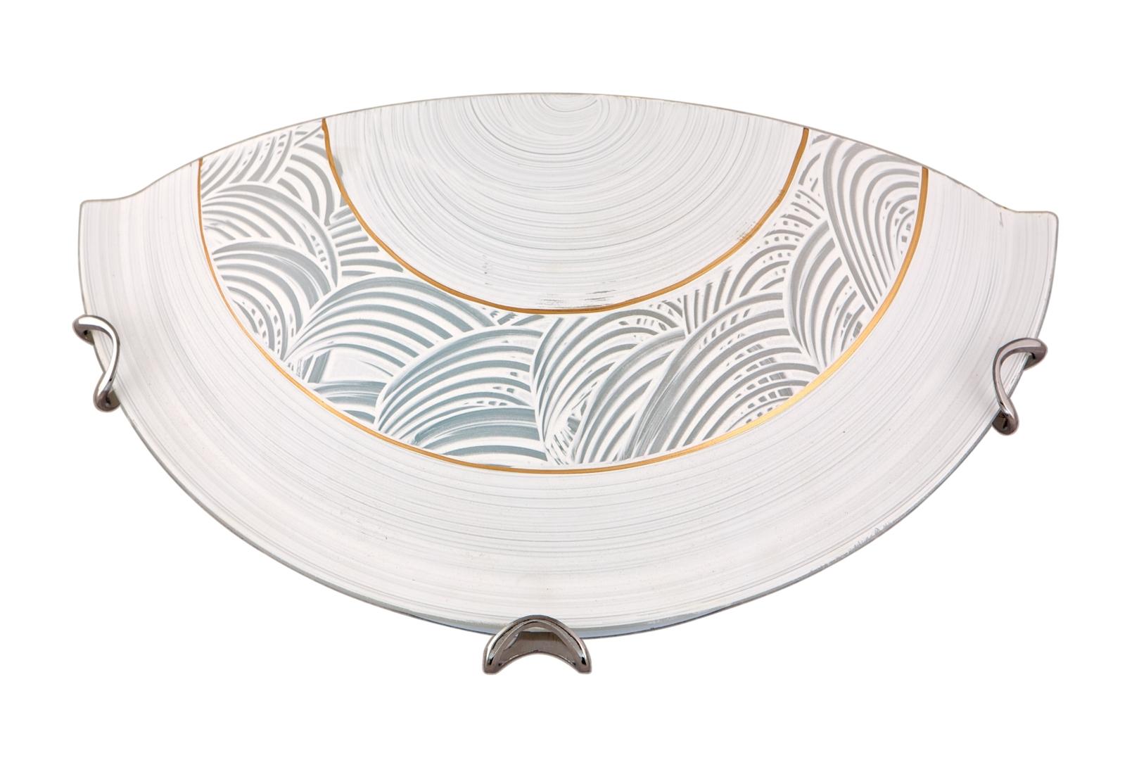 Venta Lampa Sufitowa Plafon 1/2 1X60W E27
