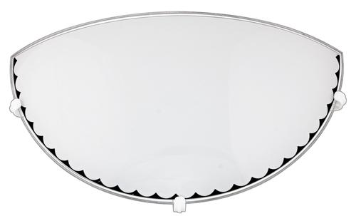 Fold Lampa Sufitowa Plafon 0,5 1X60W E27