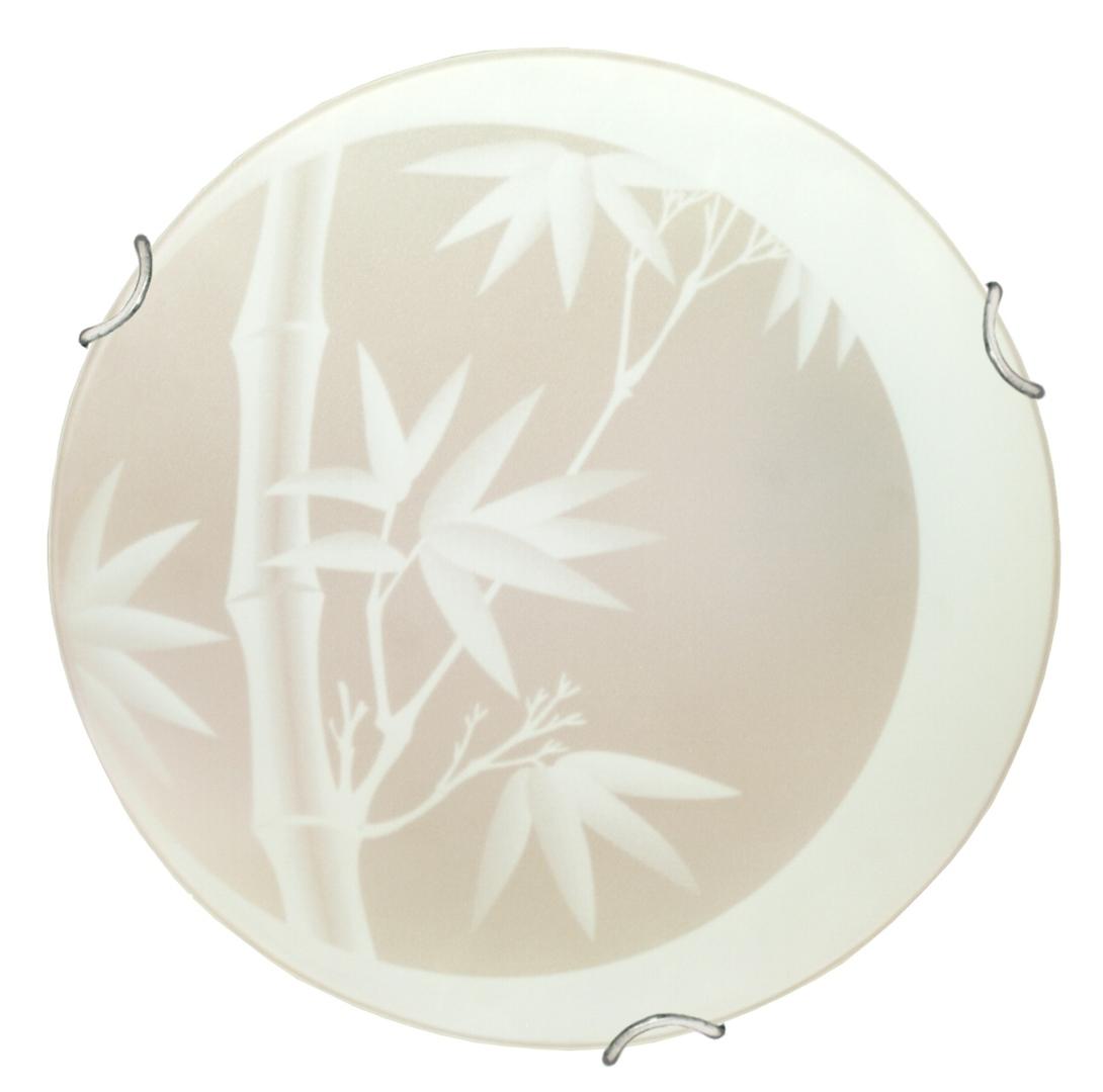 Bamboo Lampa Sufitowa Plafon 40 1X60W E27