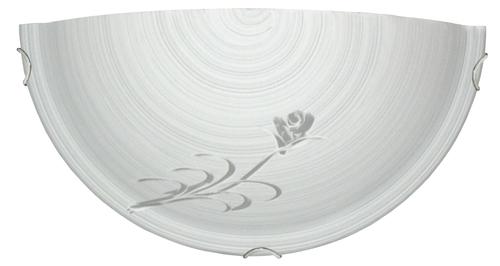 Orchid Lampa Sufitowa Plafon 1/2 1X60W E27