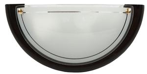 1030 Lampa Sufitowa Plafon 1/2 Drewno Standard 1X60W E27 Wenge small 0