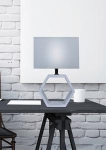 Vidal Lampa Ceramiczna 1X40W E27 Grafitowy small 1
