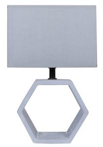 Vidal Lampa Ceramiczna 1X40W E27 Grafitowy small 0