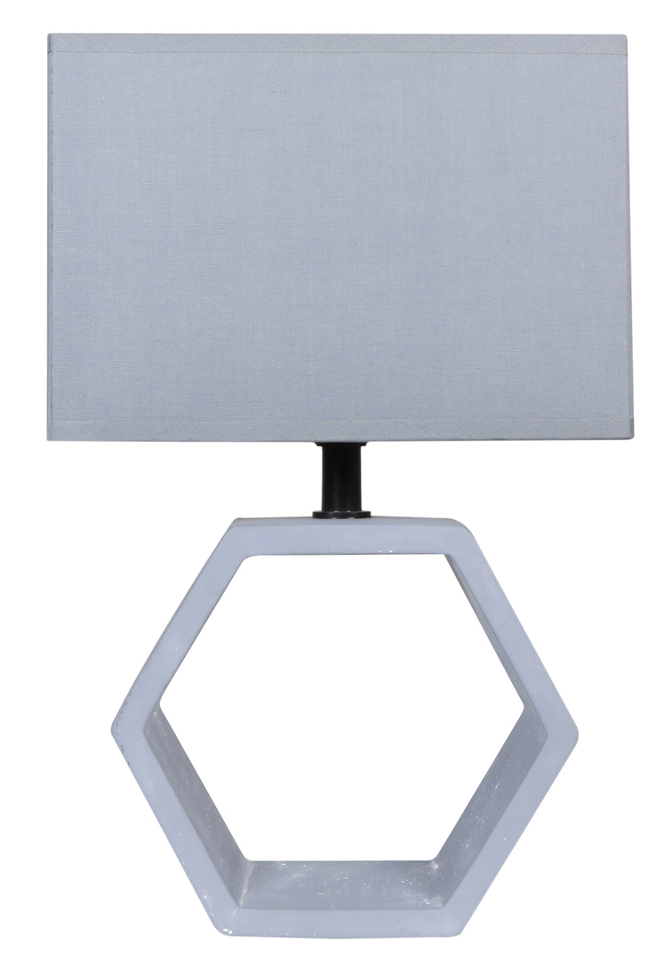 Vidal Lampa Ceramiczna 1X40W E27 Grafitowy