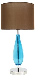 Marrone Lampa Gabinetowa 1X60W E27 H-57 Brązowa small 0