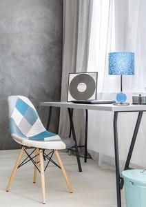 Cort Lampa Gabinetowa 1X60W E27 Niebieski small 1