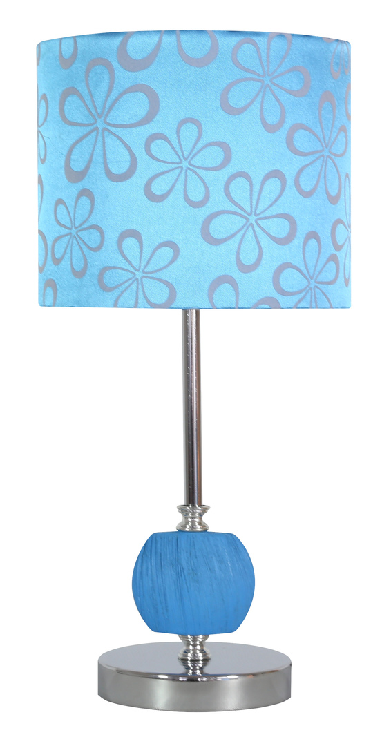 Cort Lampa Gabinetowa 1X60W E27 Niebieski