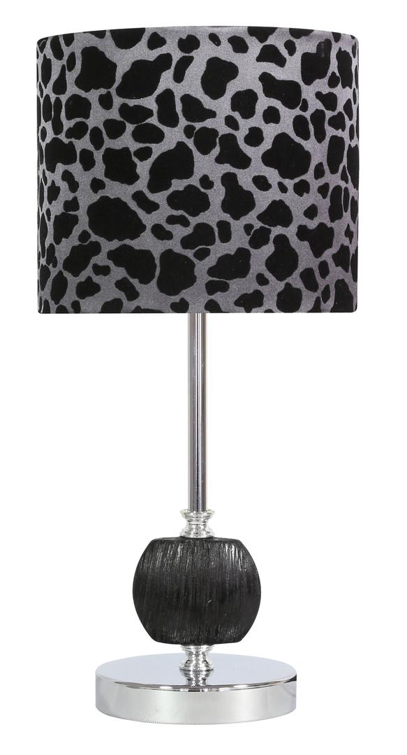 Cort Lampa Gabinetowa 1X60W E27 Czarny