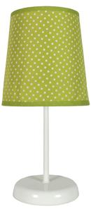 Gala Lampa 1X40W E14 Zielona W Kropki small 0