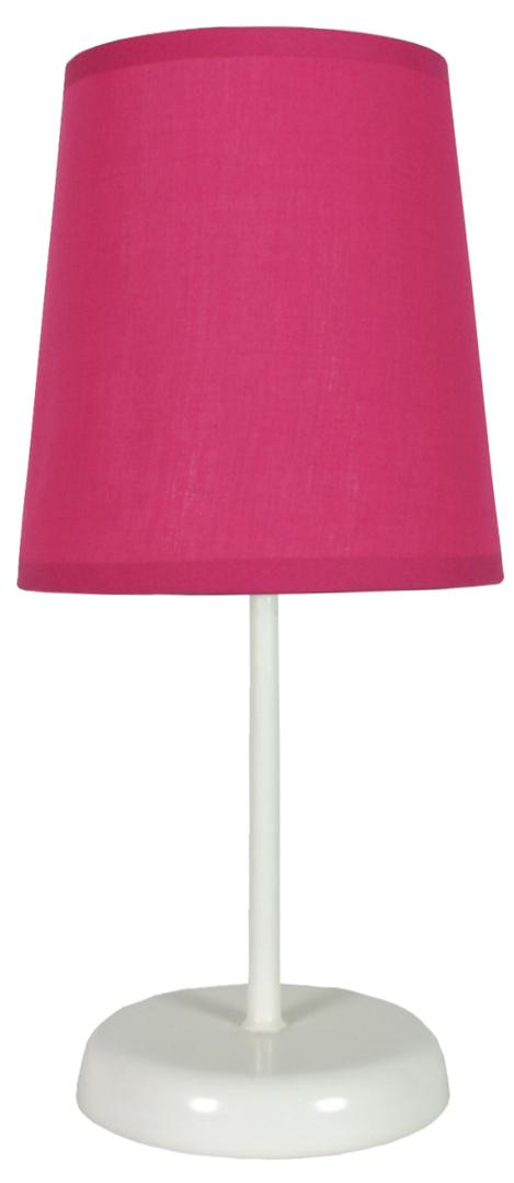 Gala Lampa 1X40W E14 Fuksja