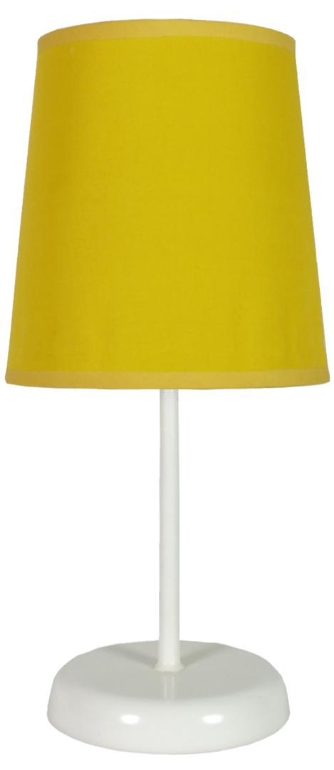 Gala Lampa 1X40W E14 Żółta