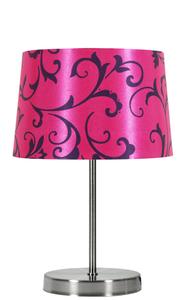 Arosa Lampa 1X40W E14 Różowy small 0