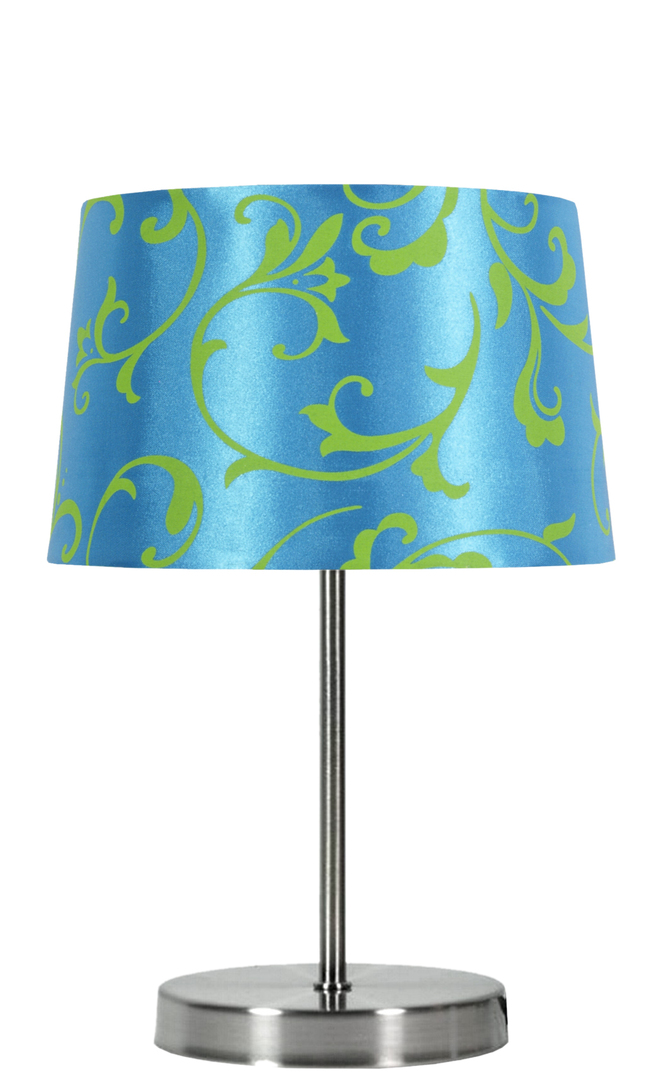 Arosa Lampa 1X40W E14 Niebieski