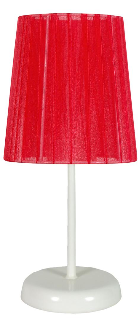 Rifasa Lampa Gabinetowa 1X40W E14 Czerwona