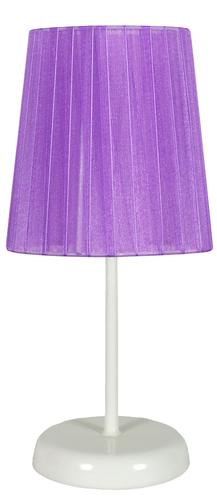 Rifasa Lampa Gabinetowa 1X40W E14 Fioletowy