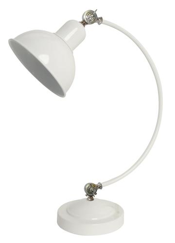 Old Lampa Gabinetowa 1X40W E27 Biały