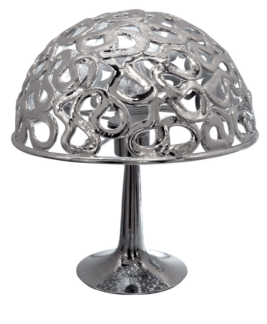 Lame Lampa Gabinetowa H-46 1X60W E27 Chrom