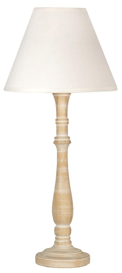 Folclore 5 Lampa Gabinetowa H-57 1X60W E27 Biała