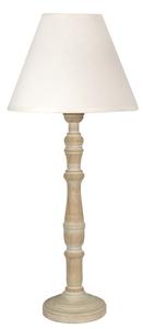 Folclore 7 Lampa Gabinetowa H-57 1X60W E27 Biała small 0