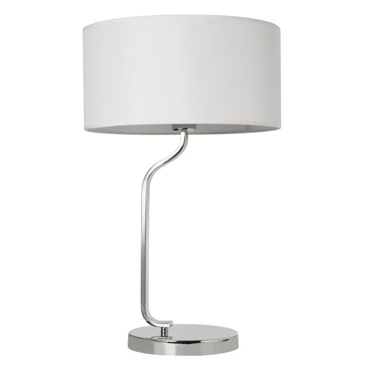 Wanat Lampa Gabinetowa 1X60W E27 Chrom