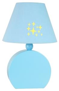 Ofelia Lampa Gab. Mdf 1X40W E14 Niebieska small 0