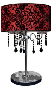 Astor Lampa Gabinetowa 3X40W E14 + Abażur 77-31085 small 0