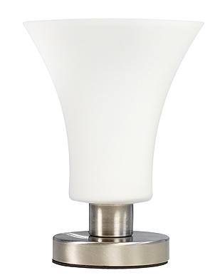 Veneto Lampa 1*40W E14 Nikiel Mat