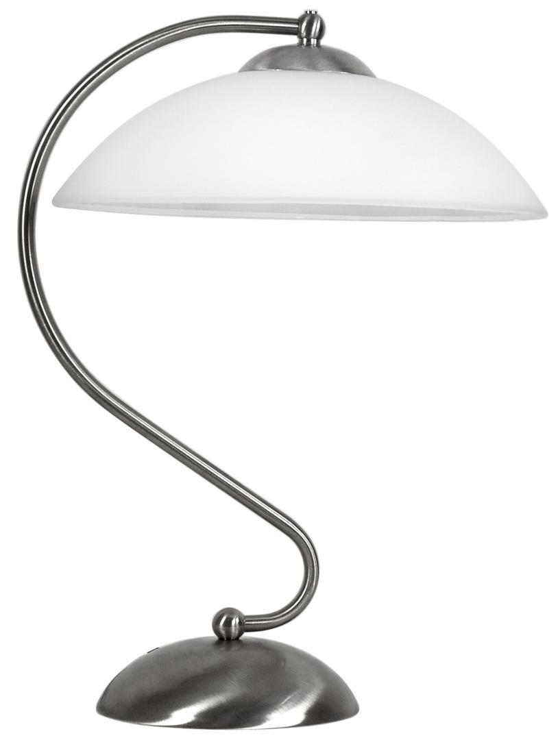 Lido Lampa  1X60W E27 Satyna Nikiel