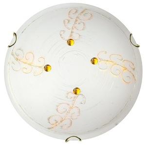 Lampa Asme Plafon 30 1X60W E27 Złoty small 0