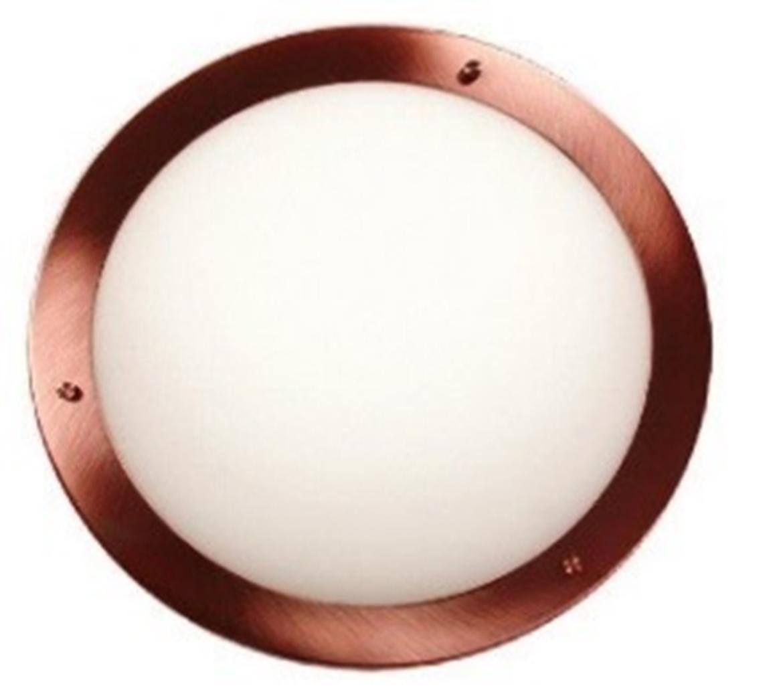 Lampa Aquila Plafon 31 1X60W E27 Miedziana Ip44