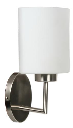 Lampa Visola Kinkiet 1X60W E27 Nikiel Matt